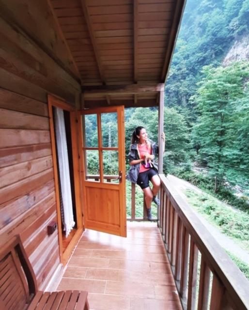 uzungöl bungalov evleri