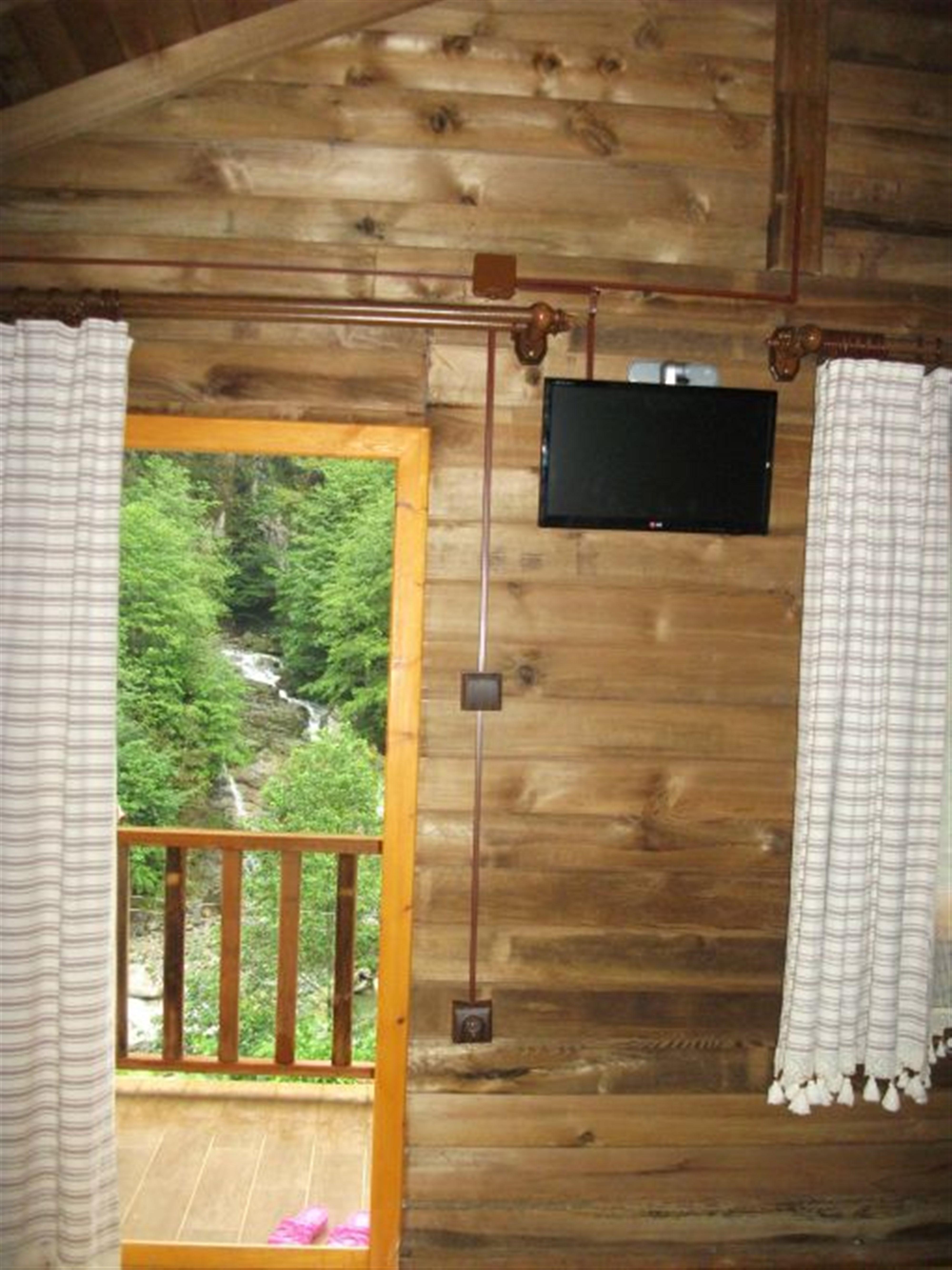 Artvin dağ evleri