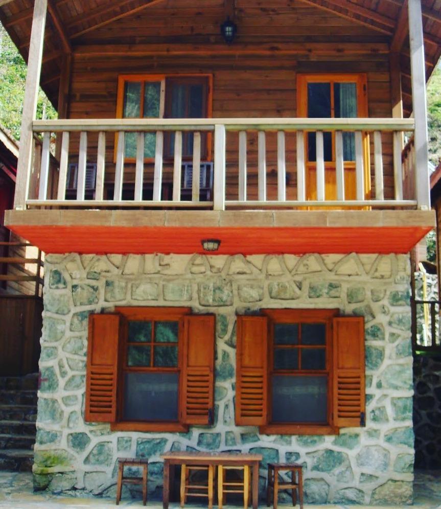 Rize bungalov evleri