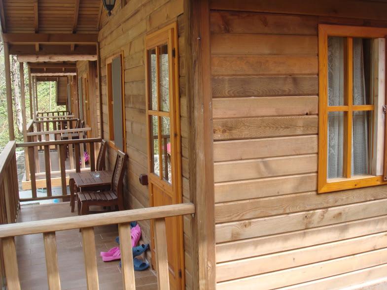 Artvin şavşat bungalov evleri